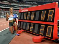 Кендра Харрисон побила легкоатлетический рекорд, который продержался 28 лет