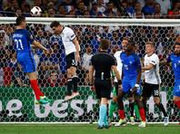 Сборная Франции вышла в финал домашнего чемпионата Европы по футболу