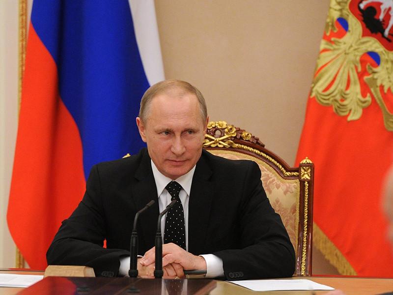 Во вторник глава государства провел совещание с постоянными членами Совета Безопасности, на котором затрагивалась тема недавнего решения Международного олимпийского комитета в отношении российских спортсменов