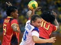 Гандболистки сборной России вышли в полуфинал олимпийского турнира в Рио