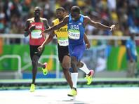 Бегун Керрон Клемент принес США 31-е золото на Играх в Рио-де-Жанейро