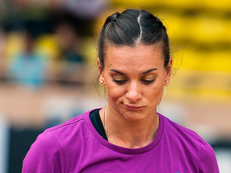 Федеральный суд Швейцарии отклонил иски российских легкоатлетов Елены Исинбаевой