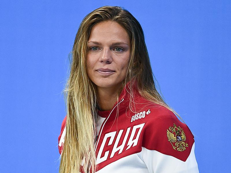 Двукратный серебряный призер Олимпийских игр в Рио-де-Жанейро в плавании брассом на дистанциях 100 и 200 метров россиянка Юлия Ефимова сравнила с войной обстановку на Играх-2016