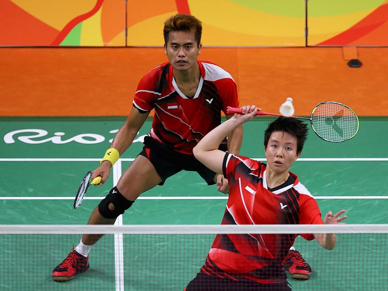 На олимпийском турнире по бадминтону среди смешанных пар в Рио-де-Жанейро первенствовал индонезийский дуэт в составе Ахмада Тонтови и Лилианы Натсир