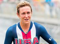 Золотую медаль на третьей Олимпиаде подряд в данной дисциплине завоевала американка Кристин Армстронг, которой завтра исполнится 43 года