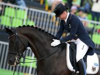 Немецкие наездники выиграли Олимпийские игры в конной выездке