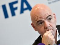 Президент ФИФА считает формат олимпийского футбольного турнира проблемой
