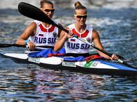 Россиянку Елену Анюшину исключили из олимпийского финала байдарок-одиночек