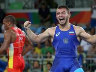 Борец Давит Чакветадзе принес десятое золото в олимпийскую копилку сборной РФ