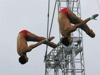 Китайские прыгуны в воду вывели Поднебесную в лидеры Олимпиады