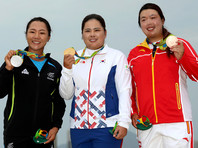 Кореянка Ин Би Пак стала первой с 1900 года чемпионкой Олимпиады по гольфу