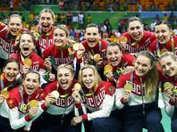Российские гандболистки в субботу впервые завоевали золотые медали Олимпиады. В финале команда Евгения Трефилова одержала победу над француженками - 22:19