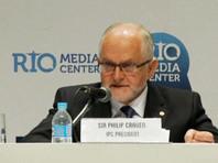 Глава IPC Филип Крейвен