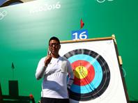 Корейский лучник установил первый мировой рекорд на Олимпиаде-2016