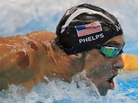 Майкл Фелпс стал 20-кратным олимпийским чемпионом