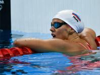 Юлия Ефимова завоевала серебро на дистанции 200 метров брассом
