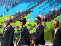 Французы стали олимпийскими чемпионами Рио-де-Жанейро в командном конкуре