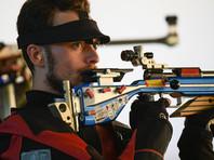 Стрелок Сергей Каменский, смазав последний выстрел, упустил золотую медаль Олимпиады