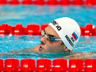 Российских пловцов освистали перед стартом олимпийской эстафеты