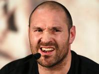 Обидчику Кличко британцу Тайсону Фьюри предъявлены обвинения в приеме допинга