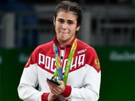 Наталья Воробьева завоевала серебро Олимпиады в борьбе с японкой