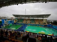 В систему олимпийских бассейнов по ошибке вылили 160 литров перекиси водорода