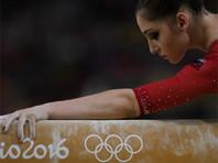 Гимнастка Алия Мустафина добыла олимпийскую бронзу в личном многоборье