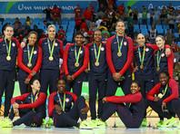 Баскетболистки сборной США со сетом 101:72 (21:17, 28:15, 32:17, 20:23) разгромили команду Испании в финальном матче Олимпийских игр в Рио-де-Жанейро
