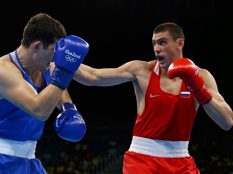 Боксер Евгений Тищенко обеспечил себе уастие в финале Олимпиады