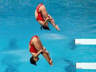 Китаянки выиграли Олимпиаду в синхронных прыжках с трамплина