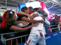 Французские шпажисты выиграли командный олимпийский турнир