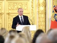 """""""И конечно, убедительный, неубиваемый аргумент в нашу пользу - блестящие выступления в Рио олимпийцев России, чистота которых доказана и ни у кого не вызывает никаких сомнений"""", - сказал Путин"""