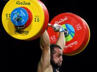 Ниджат Рагимов принес Казахстану олимпийское золото в тяжелой атлетике