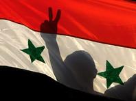 Сборная Сирии по футболу будет тренироваться в России