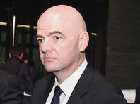 Инфантино хочет увеличить число участников клубного чемпионата мира