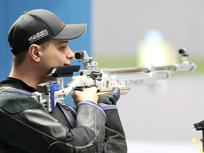 Владимир Масленников завоевал бронзу Игр-2016 в стрельбе из винтовки