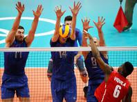 Волейболисты сборной России победно начали защиту олимпийского титула