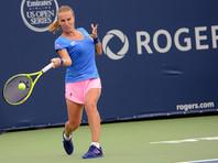 Светлана Кузнецова вернулась в первую десятку рейтинга WTA