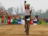 Швейцарец Нино Шуртер победил в олимпийских соревнованиях по маунтинбайку