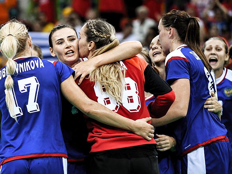 Женская сборная России по гандболу со счетом 30:25 одержала победу над командой Южной Кореи в первом матче на олимпийском турнире в Рио-де-Жанейро
