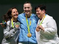 Гречанка Коракаки добыла золото Игр-2016 с помощью малокалиберного пистолета