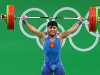Киргизский штангист Иззат Артыков, бронзовый призер Олимпийских игр 2016 года в весовой категории до 69 кг, дисквалифицирован за употребление запрещенных препаратов