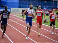 Руни заявил, что бежал в олимпийском забеге, как член