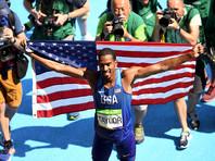 Американец Кристиан Тейлор победил на бразильской Олимпиаде в тройном прыжке