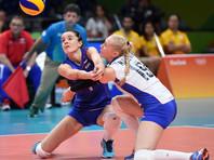 Волейболистки РФ в плей-офф олимпийского турнира сыграют с Сербией