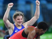 Россиянка Екатерина Букина завоевала бронзу Олимпиады в женской борьбе