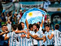 Аргентинские хоккеисты впервые в истории выиграли золото Олимпиады