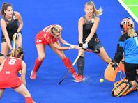 Хоккеистки сборной Великобритании впервые стали олимпийскими чемпионками