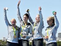 Немцы добыли два золота Игр-2016 в академической гребле