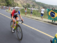 Голландская велогонщица сломала позвоночник на олимпийской трассе в Рио